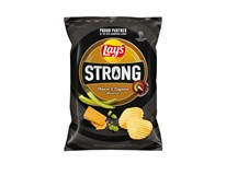 Lay's Chipsy Strong cheese & jalapeno 14x65g