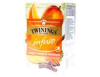 Twinings Čaj pomeranč/mango/skořice 1x40g