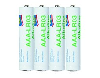 Baterie ARO Hi-tech mikrotužkové AAA 4ks