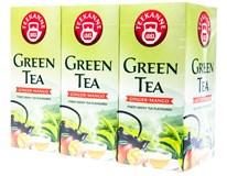 Teekanne Čaj zelený zázvor/mango 3x35g