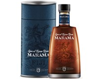 Marama Spiced 40% rum 4x700ml
