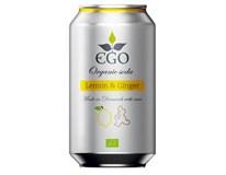 Ego Biolimonáda citron 24x330ml
