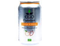 Ego Biolimonáda pomeranč 24x330ml