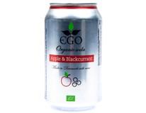 Ego Biolimonáda jablko 24x330ml