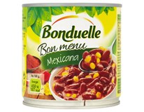 Bonduelle Fazole červené s kukuřicí v chilli omáčce 3x430g