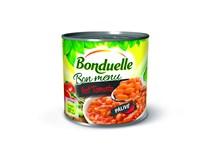 Bonduelle Fazole bílé Hot v rajčatové omáčce 3x430g