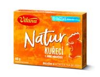 Vitana Natur Bujón kuřecí 6kostek 1x60g