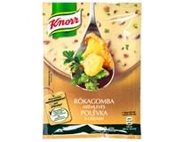 Knorr Polévka krémová s liškami 1x63g
