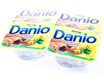 Danio Dezert čokoláda/oříšek chlaz. 4x130g