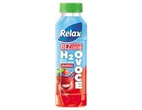 Relax H2Ovoce jablko-jahoda 12x400ml