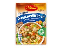 Vitana Poctivá dvojknedlíčková polévka - játrové a petrželové 1x85g