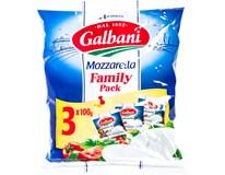 Galbani Mozzarela chlaz. 3x100g