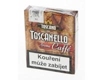 Toscanello aroma caffé/rosso doutník 1x5ks