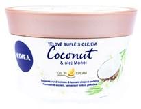 Nivea Coconut Manoi tělové suflé 1x300ml