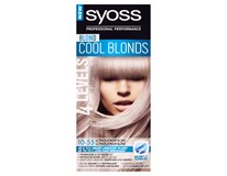 Syoss 10-55 Ultra Platinum Blond barva na vlasy 1x1ks