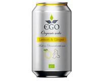 Ego Limonáda citron/ zázvor BIO 1x330ml