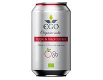 Ego Limonáda jablko/ černý rybíz BIO 1x330ml