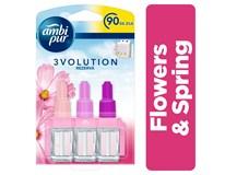 Ambi Pur 3Volution Flowers náhradní náplň 1x20ml