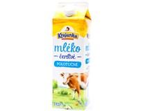 Krajanka Mléko čerstvé 1,5% chlaz. 1x1L