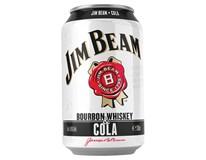 Jim Beam RTD 4,5% 12x330ml