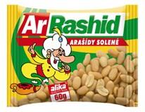 Ar. Rashid Arašídy pražené solené 12x60g