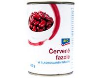 ARO Fazole červené ve sladkoslaném nálevu 6x400g