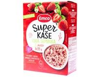 Emco Super Kaše Chia s jahodami 3x55g