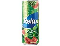 Relax Meloun nápoj 12x330ml plech