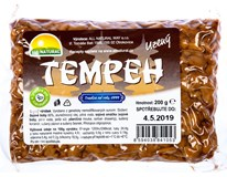 Natural Way Tempeh uzený chlaz. 1x200g