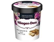 Häagen-Dazs Macadamia Nut Brittle zmrzlina mraž. 1x460ml