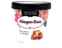 Häagen-Dazs Pralines Cream zmrzlina mraž. 1x460ml