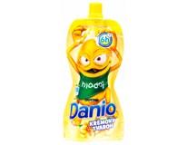Danone Danio Krémový tvaroh vanilka kapsička chlaz. 1x130g