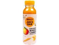 Džus Mango-pomeranč-mrkev 100% chlaz. 1x330ml