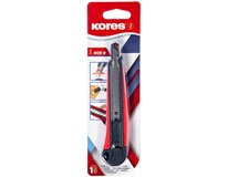 Nůž odlamovací Kores KCS9 kovový 1ks
