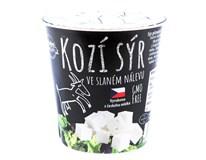 Bon Lait Sýr kozí ve slaném nálevu chlaz. 1x90g