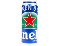Heineken nealkoholické pivo 0,0% 4x500ml plech