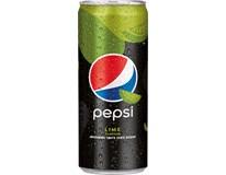 Pepsi Lime 24x330ml plech