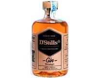Gin D'Stills Orange 38% 1x700ml