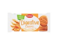 Emco Digestive Karamel Cereální sušenky s karamelem 1x58g (6ks)