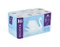 Harmony Soft No perfumes Toaletní papír 3-vrstvý 1x16ks