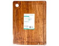 Deska krájecí/ servírovací bambus 36,5x28cm 1ks