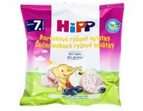 Hipp Oplatky borůvkové BIO 1x30g