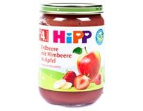 Hipp Příkrm jablko-jahoda-malina BIO 1x190g