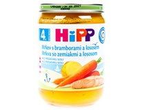 Hipp Příkrm mrkev-brambory-losos BIO 1x190g