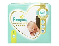 Pampers Premium Small Pack New Baby S1 pleny 1x22ks