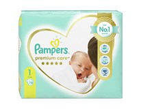Pampers Premium Value Pack New Baby S1 pleny 1x78ks