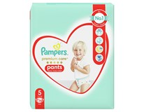 Pampers Premium Pants Value Pack Junior S5 plenkové kalhotky 1x48ks