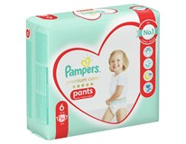 Pampers Premium Pants Extra Large S6 plenkové kalhotky 1x31ks