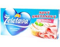 Želetava Nový smetanový tavený sýr se šunkou 1x150g