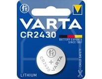 Baterie Varta CR 2430 elektronická 1ks